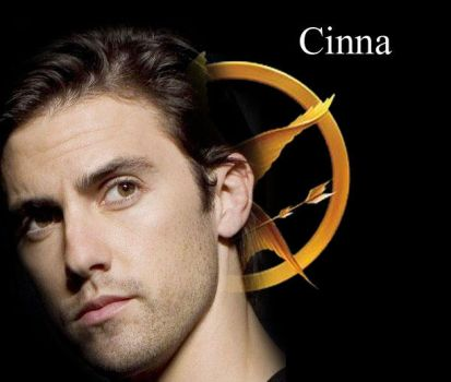 The Hunger Games Cinna by I-threw-it