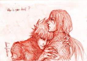 who is your devil by Sanzo-Sinclaire