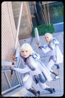 Claymore- Not afraid to fight by sayuri13