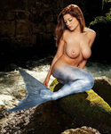 The River Mermaid by SeatailsArt