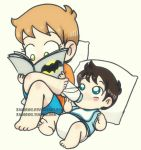 Multitasking by KamiDiox