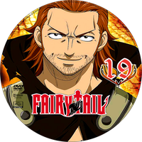 Fairy Tail DVD - 19 by Fan-Art-Otaku