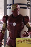 Iron Man at Movie Buffs by Peachey-Photos