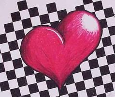 confused heart by psychobiotch4life