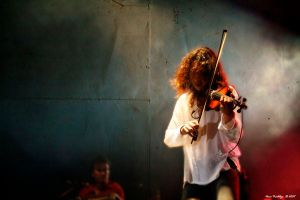 ...The Violinist... by ditya