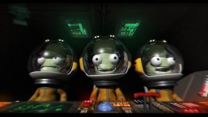 KSP Loading Screen 3D by Tiwyll