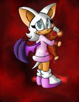 Little Rouge in BLOOD by shadouge-4eva