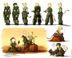 Squad character development by joulester