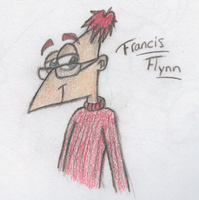 Gift: Francis Flynn by TheStarsofPines