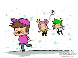 Fairly Odd Parents by Susutastic