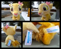 Sega Japan Nala For Sale by DoloAndElectrik