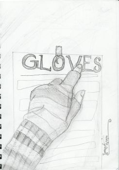 Mah Gloves by BiscuiT-T