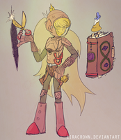 Future - Colored Rough by LiraCrown
