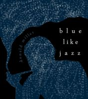 """Blue Like Jazz"" Book Cover by Cheeguar"