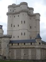 Le donjon close up by Cat-in-the-Stock