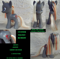 Custom Velvet Remedy by janiceghosthunter