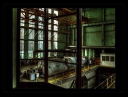 Industrial View by sinn-photos