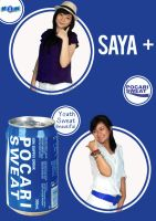 Pocari Sweat : Youth Sweat Beautiful by GraPHriX