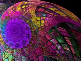 MOSAIC GLASSWORKS by 1arcticfox