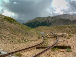 End of the Rails by djohn9