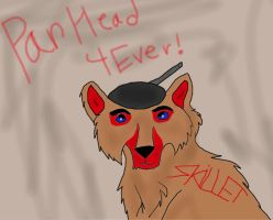PANHEAD FOREVER!!! by wolffan1212
