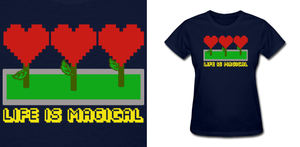 LOZ Life Is Magical Shirt by Enlightenup23