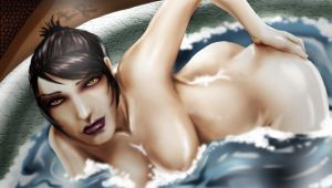 Dragon Age Origins Morrigan... by IIReII
