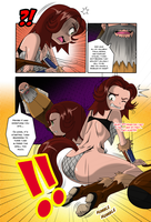 Commision - The Cost of a Free Lunch pag.05 by BOAStudio
