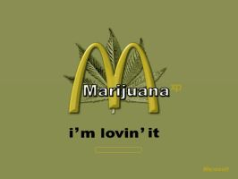 Mc Weed - The boot Screen by Club-Marijuana