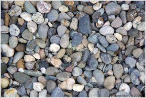 Pebbles by monbaum