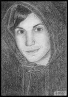 Frank Iero by Millie277 by TraditionalArt