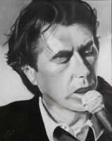 Bryan ferry - Roxy Music by Bowiemaniac