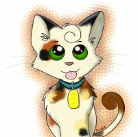 Tomiko the Kitty by Angiebutt