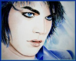 Adam Lambert by BlueZest