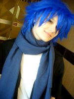 Kaito casual cosplay by minimi-chan