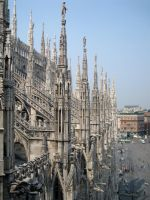 Milan03 by ForestGirlStock