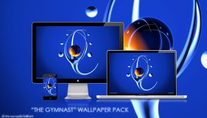 The Gymnast Wallpaper Pack by KvornanTheLafesta