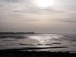 Dying light. Morecambe. England. by jennystokes