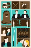 Step Brothers poster by billpyle