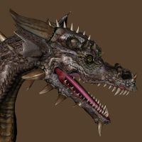Dragon Profile Request 4 by markopolio-stock