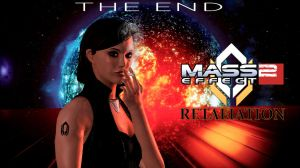 MASS EFFECT 2: RETALIATION - THE END by GothicGamerXIV