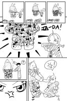 Elricest Christmas Comic - 3 by arivess
