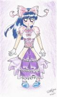 Frilly Girl by Artizluv