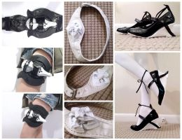 Drakengard 3 Zero Accessories by Fantalusy