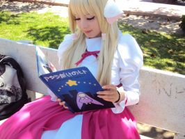 chii cosplay by AndyOsaki26