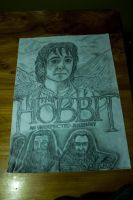 The Hobbit by DcOno1