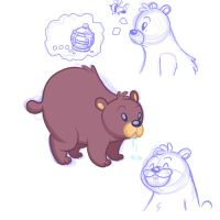 Bears by dustindemon