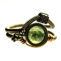 Steampunk Ring F by CatherinetteRings