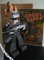 Ghost Rider by Allhallowseve31