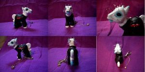 Pinhead keychain by customlpvalley